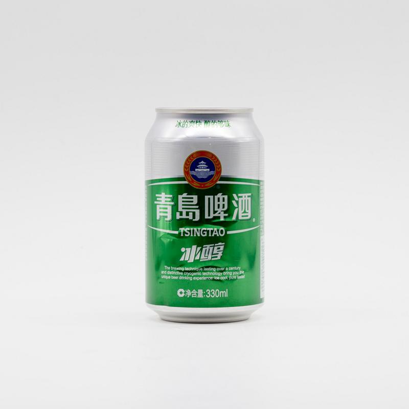 【嘉凯】青岛冰醇 330ml/罐